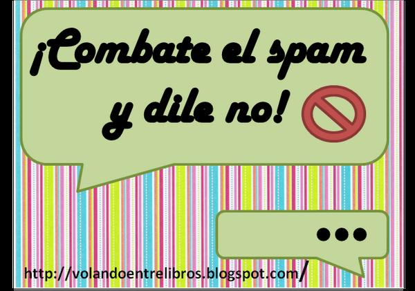 http://volandoentrelibros.blogspot.com.es/2014/08/hablemos-de-el-spam-campana.html