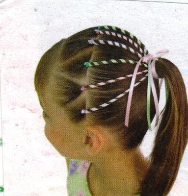 Peinados Y Trenzas Hairstyles Peinados Para Ninas