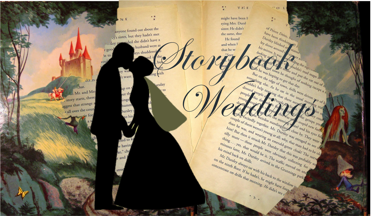 Story Book Wedding