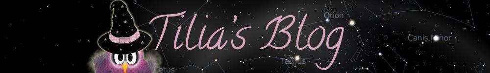 Tilia's Blog