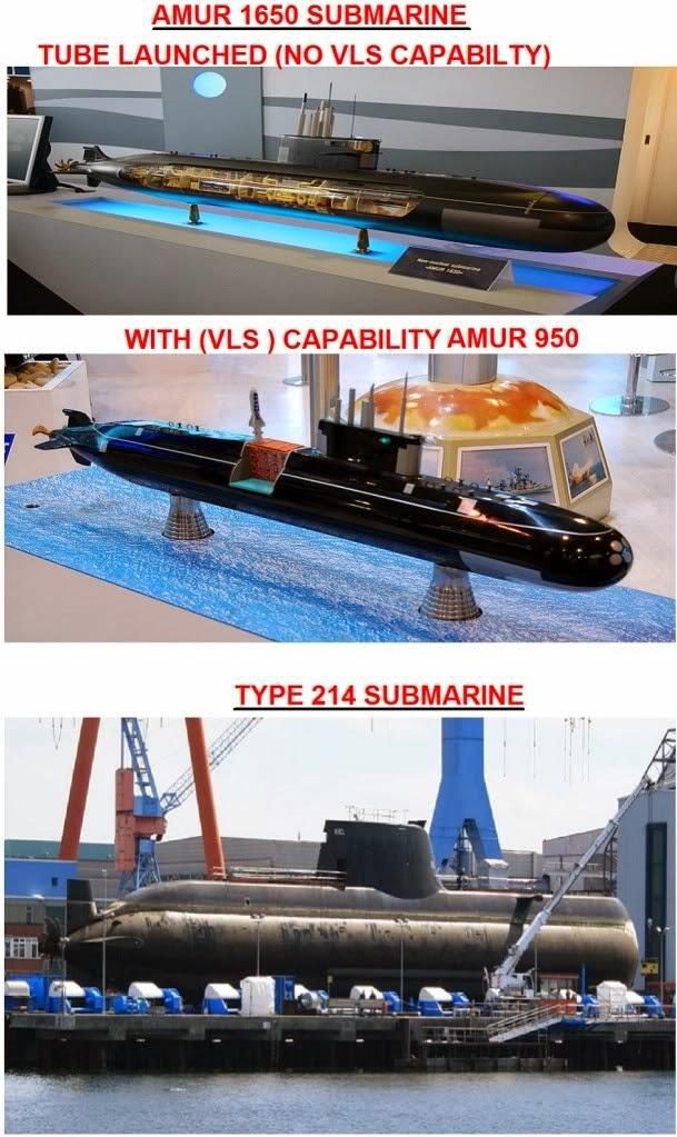 российская подводная лодка амур