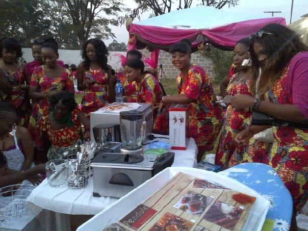 Zambian Bridal Dresses 90