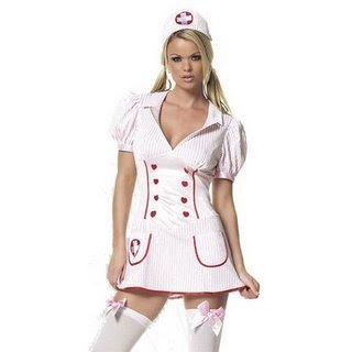 Fantasias de Enfermeira