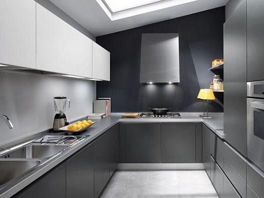 cat warna dapur