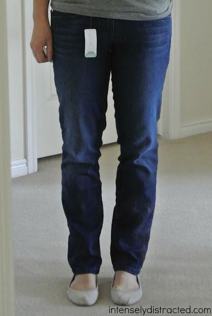 Stitch Fix | Level 99 Glenda Straight Leg Jean