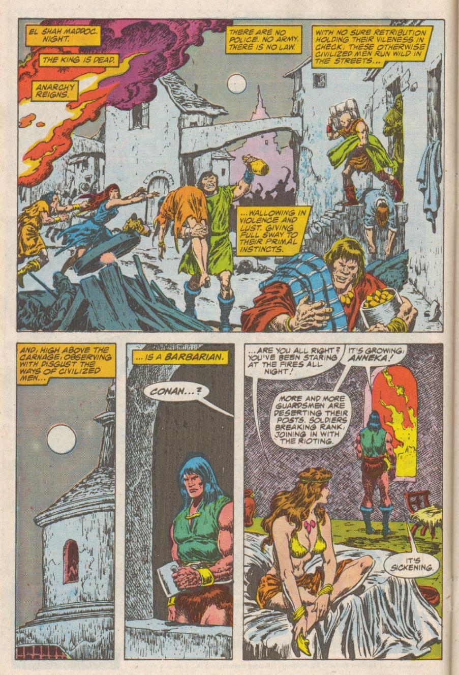 Conan the Barbarian (1970) Issue #190 #202 - English 6