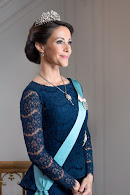 La princesse Marie de Danemark