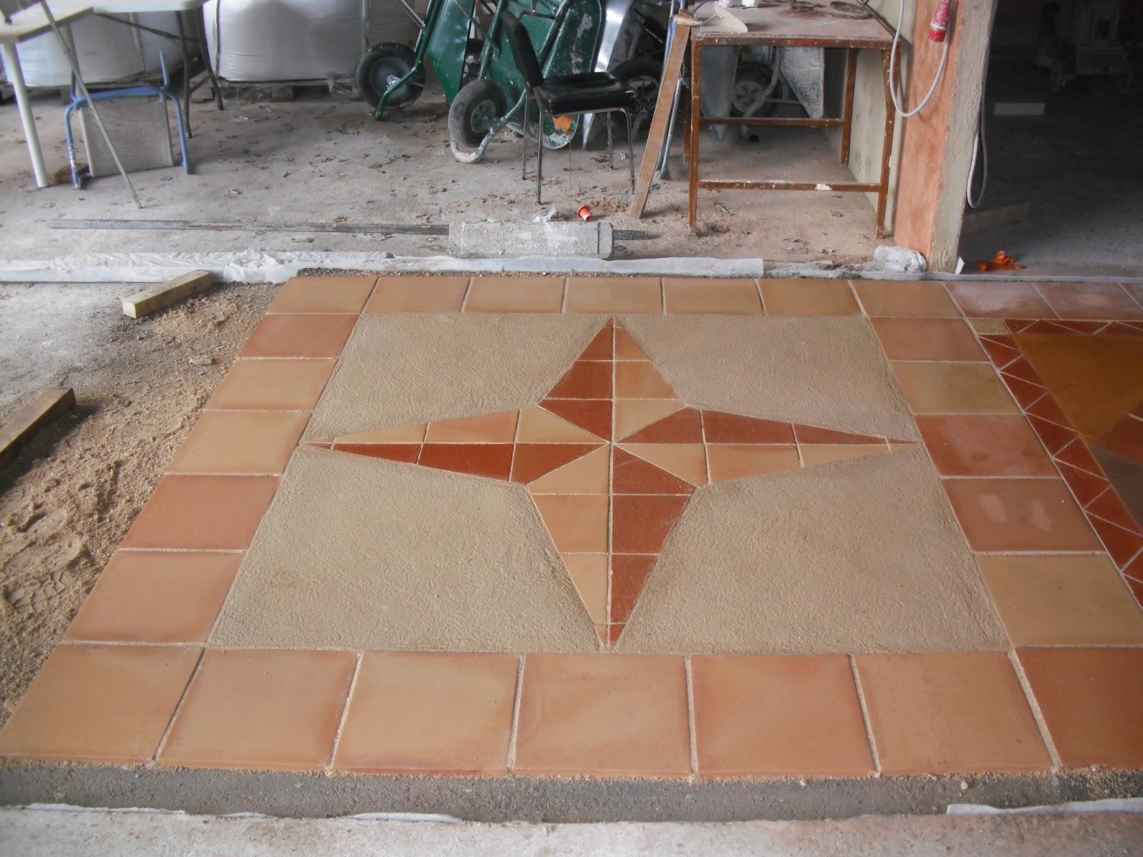 Jean luc peron sols murs d coratifs moquette de pierre for Beton pour carrelage