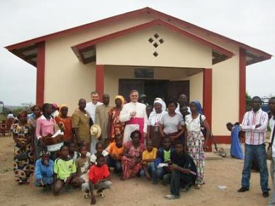 Intenção Missionária - Abril 2012