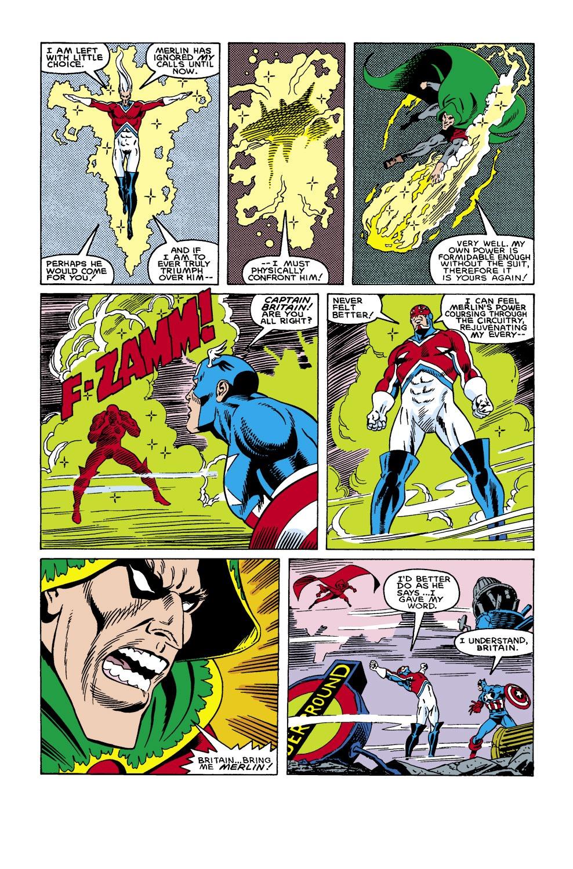 Captain America (1968) Issue #306 #234 - English 15