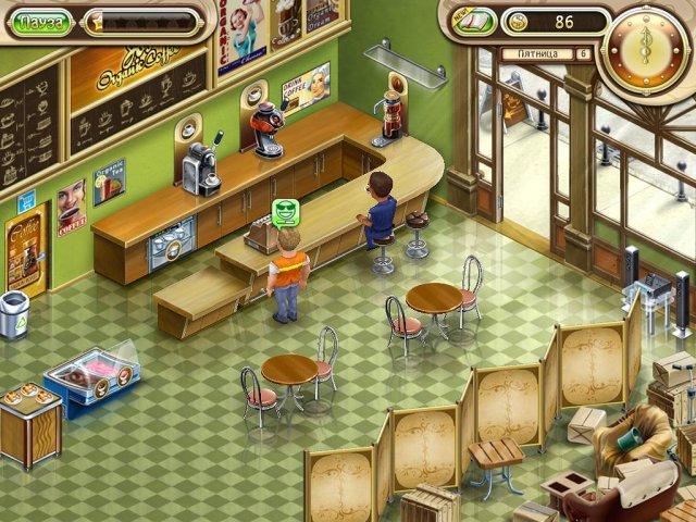 Игры строить рестораны