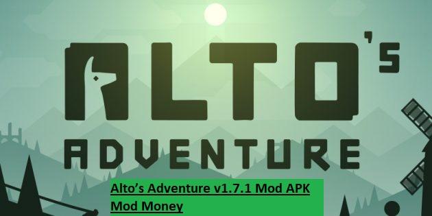 Alto's Adventure v1.7.1 Mod APK Mod Money