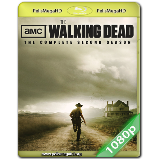 THE WALKING DEAD TEMPORADA 2 COMPLETA (2010) BLURAY 1080P ESPAÑOL LATINO X264-HD