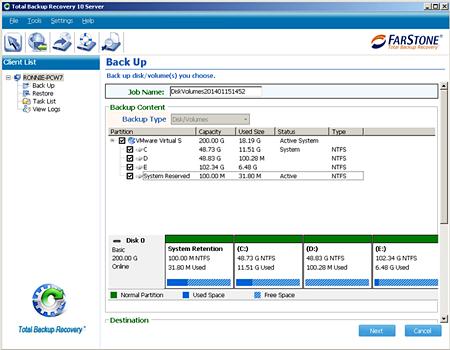 FarStone TotalRecovery Pro v10.03