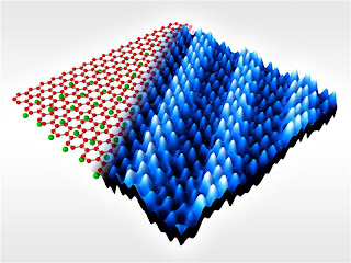 Graphene With Electronic Stripes