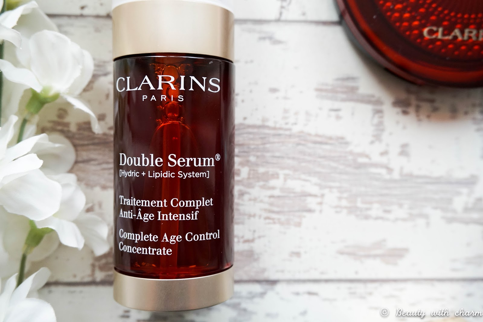 Clarins Aquatic Treasures Summer Collection, Clarins Double Serum