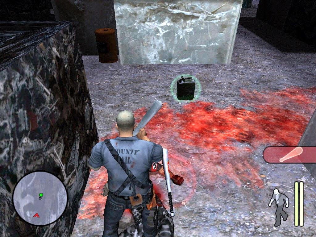 Game Manhunt 1