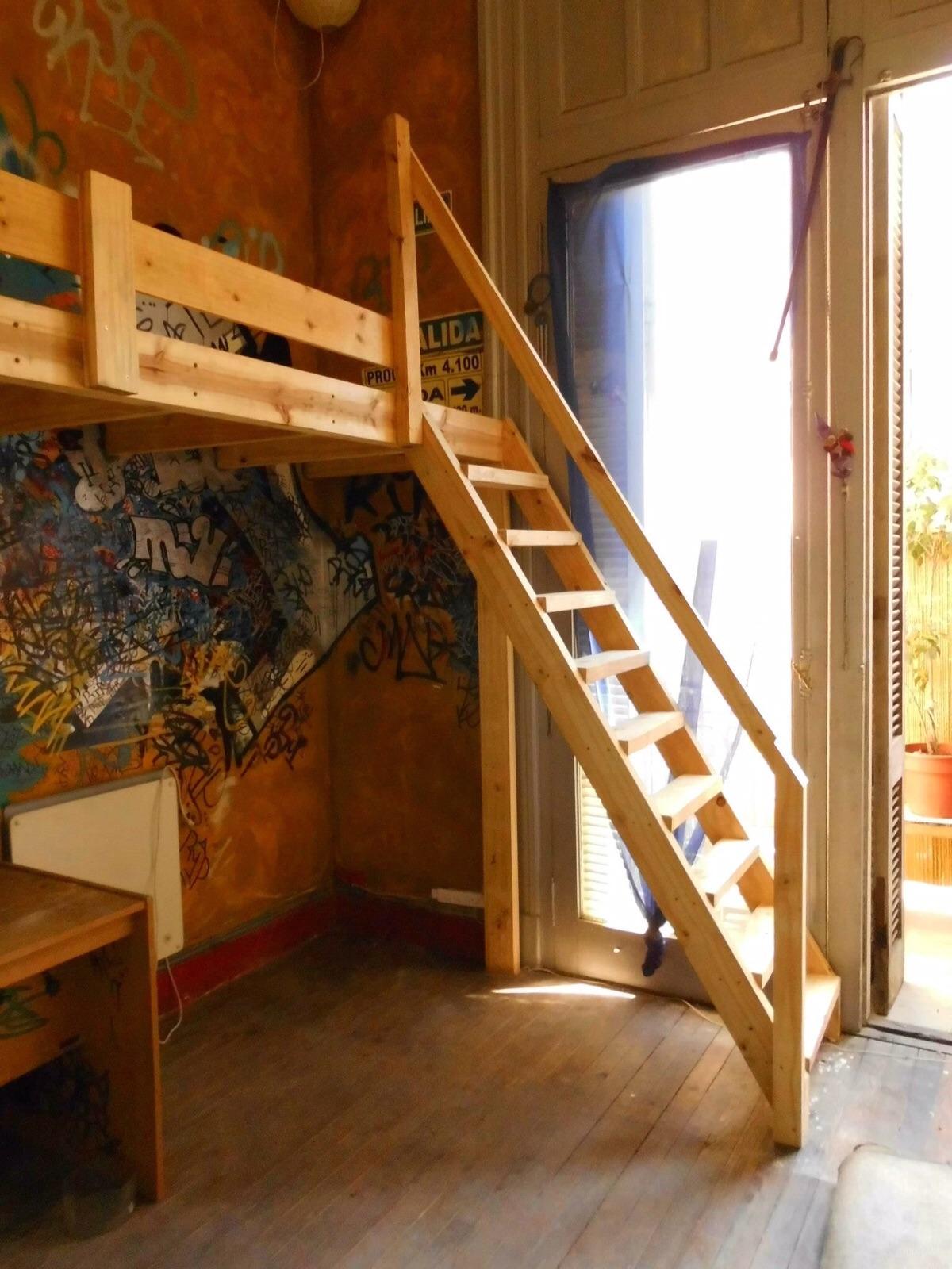 entrepisos de madera escaleras escalera y entrepiso en