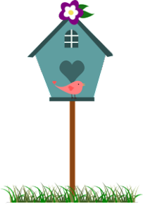 Click On The Bird House To Leave A Message In My Guestbook! I'd Love To Hear From You!