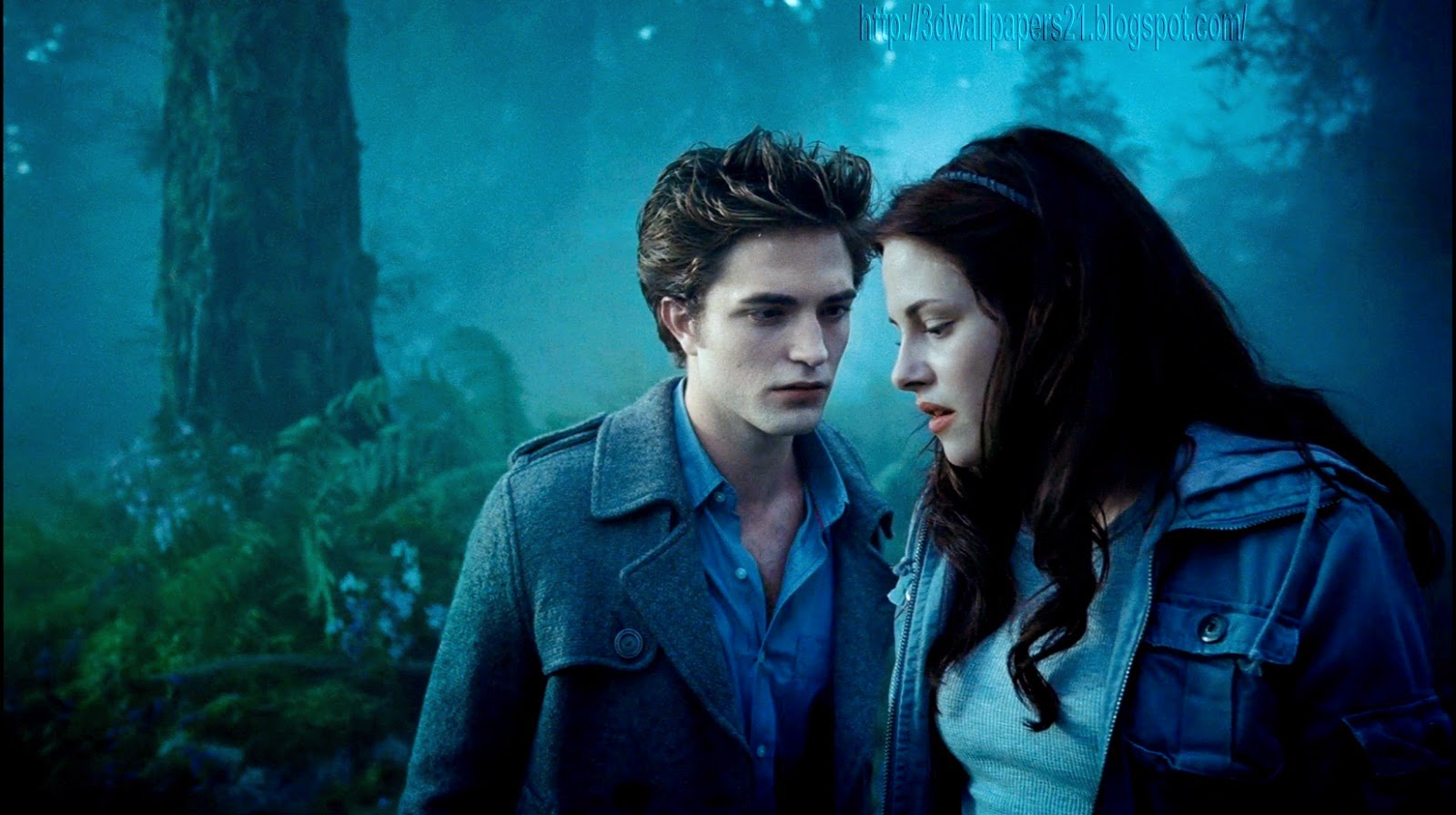 Twilight the movie kiss
