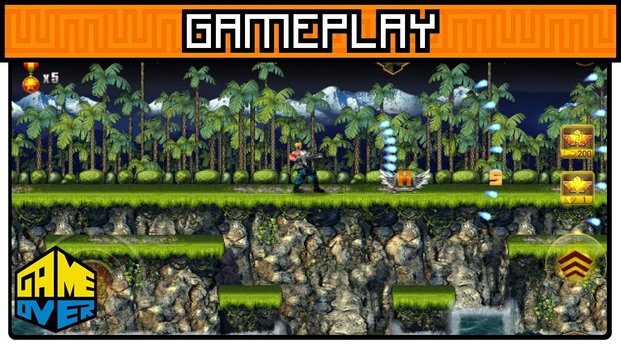 Contra Force Download Game