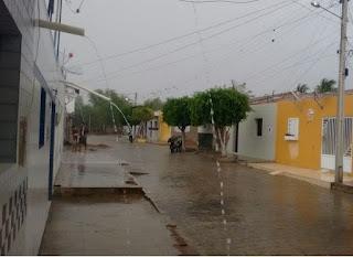 Volta a chover no Cariri paraibano; veja