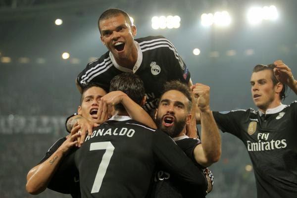 اهداف يوفنتوس و ريال مدريد  2-1 || juventus vs real madrid