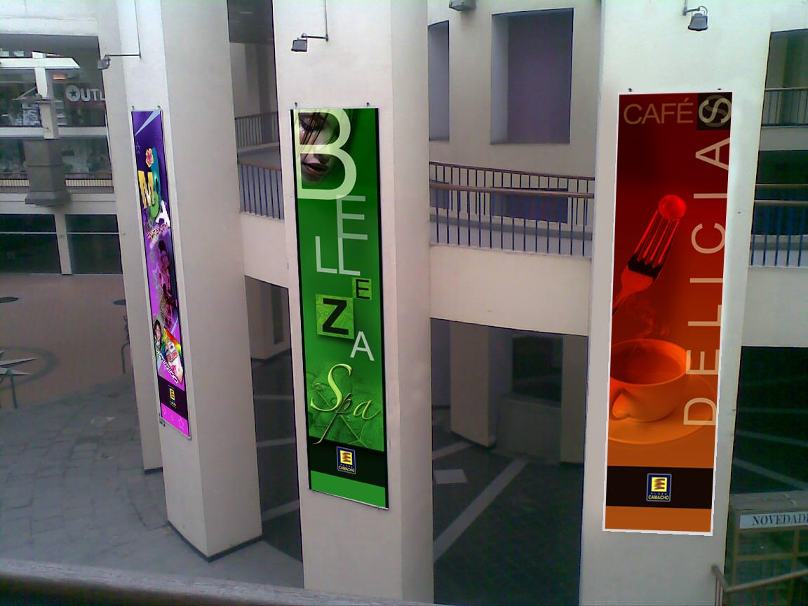 Sakini imagen corporativa banners tem ticos decoraci n - Camacho decoracion ...