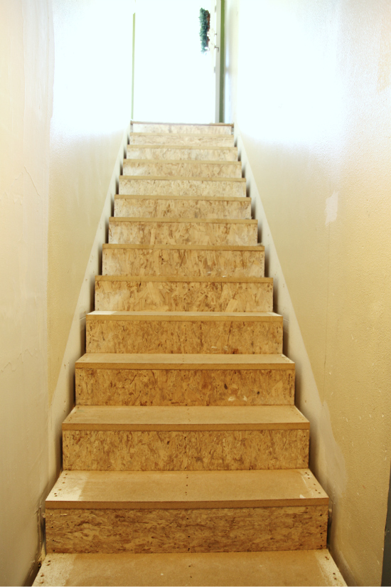 Our Secret Stairs And Current Renovation Project