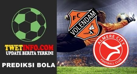 Prediksi Volendam vs Almere City, Eerste 26-09-2015