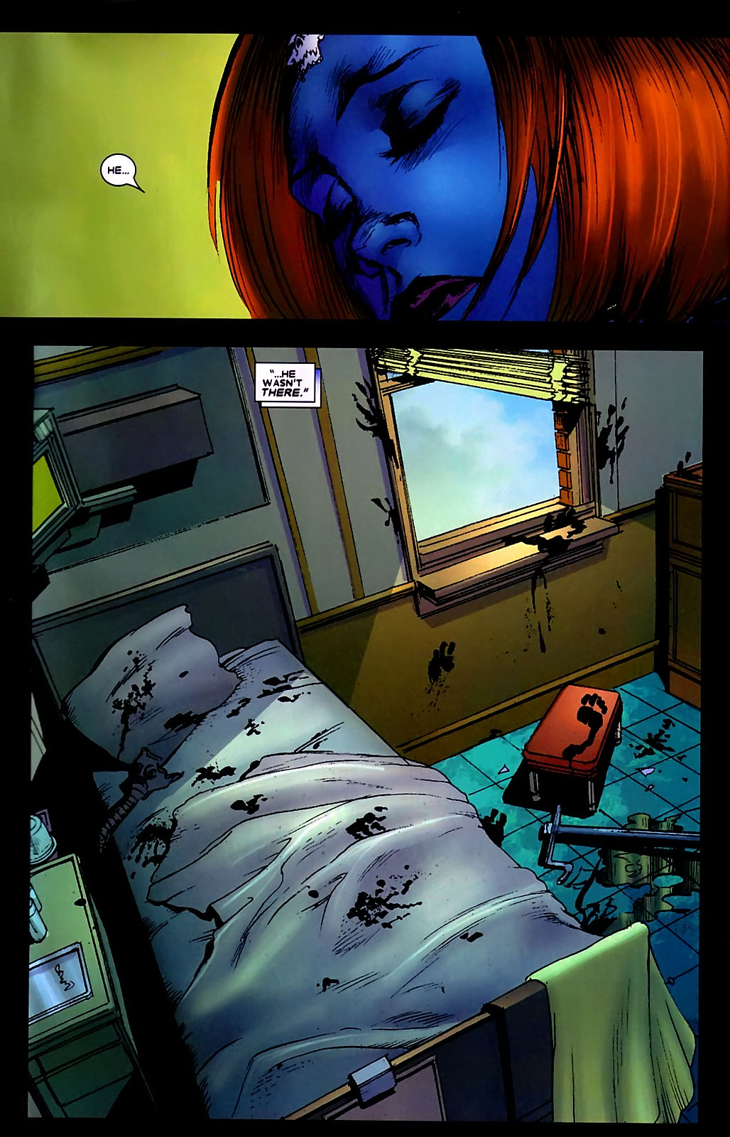 Read online Wolverine (2003) comic -  Issue #34 - 21