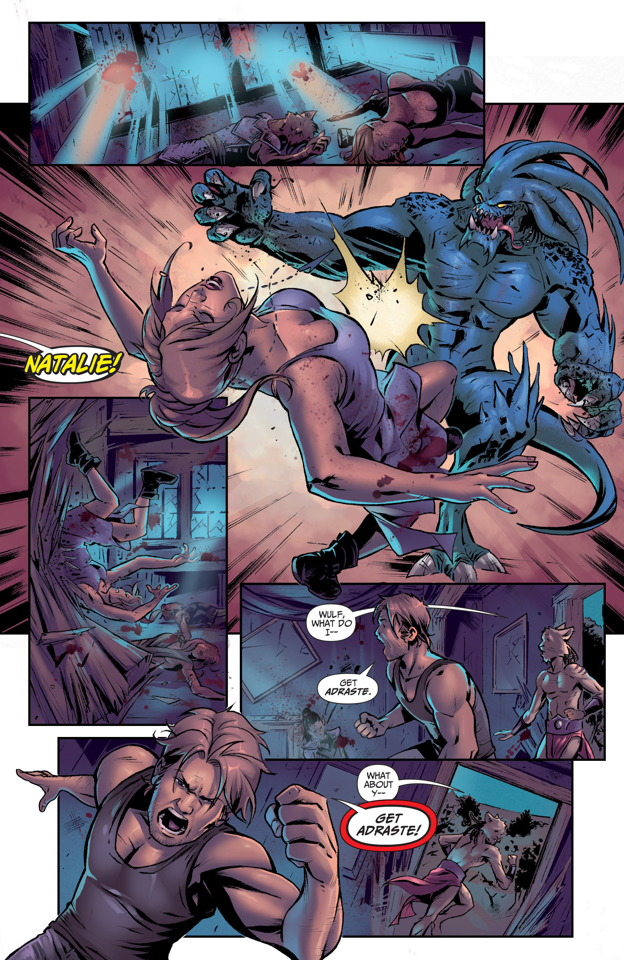 Grimm Fairy Tales (2005) Issue #109 #112 - English 15