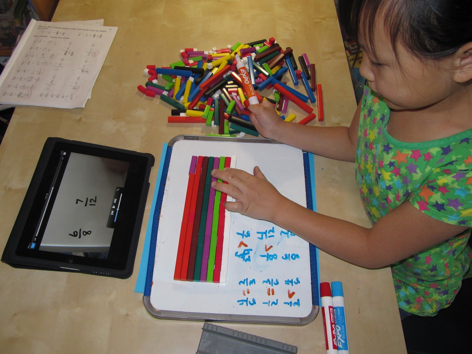 Thank You, Education Unboxed, For Introducing Us To The Wonderful World Of Cuisenaire  Rods!