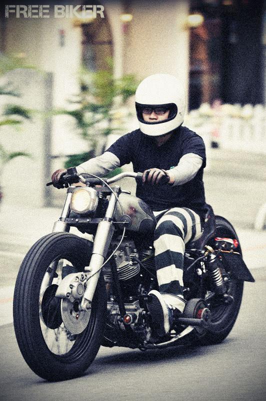Freebiker free the wheels ::: free biker