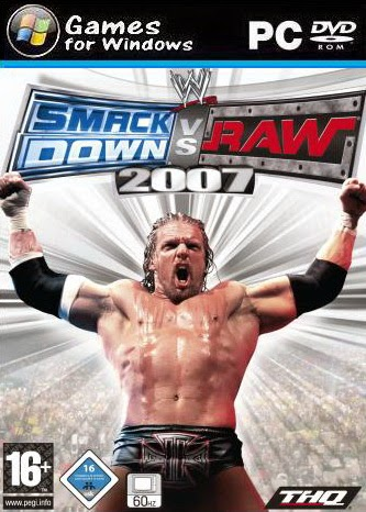 Download Free Games Pc WWE Smackdown Vs Raw 2007 Full Rip
