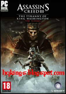 Assassins Creed 3 The Tyranny of King Washington The Infamy DLC-RELOADED