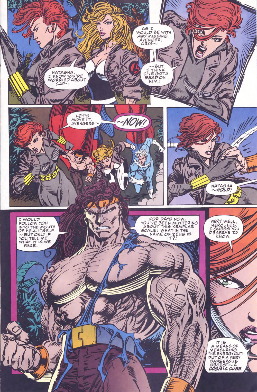 Captain America (1968) Issue #440b #393 - English 8