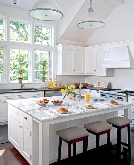 New Home Interior Design: Cape Cod Reconstruction