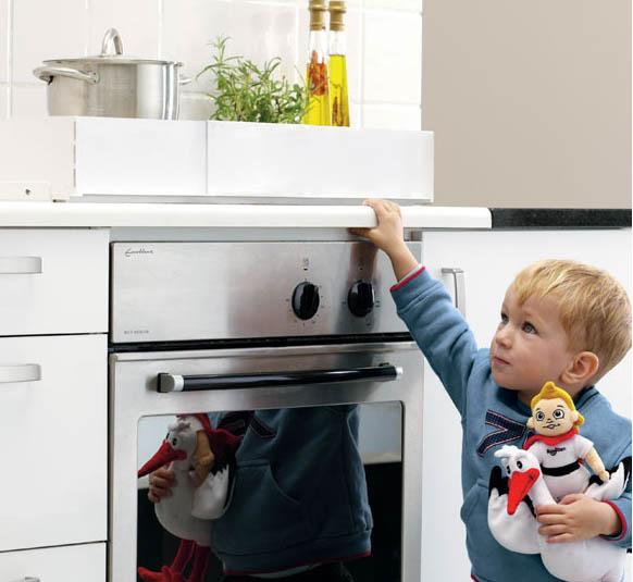 Accidentes comunes en la cocina dralive - Cocina ninos ...