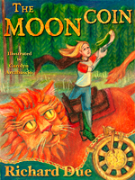 The Moon Coin book cover