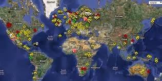 Mappa sinottica criticità