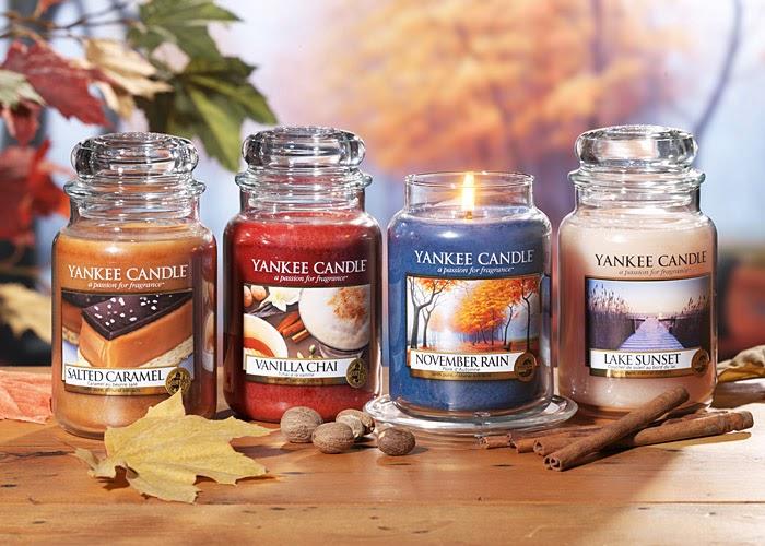 Älskade Yankee Candle