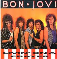 Livin' on a prayer bon jovi