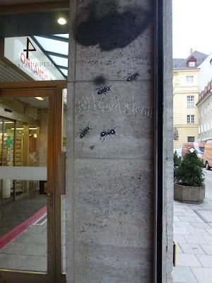 Streetart, Graffiti, Urbanart, Stencil