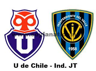 U de Chile vs Independiente del Valle 2013