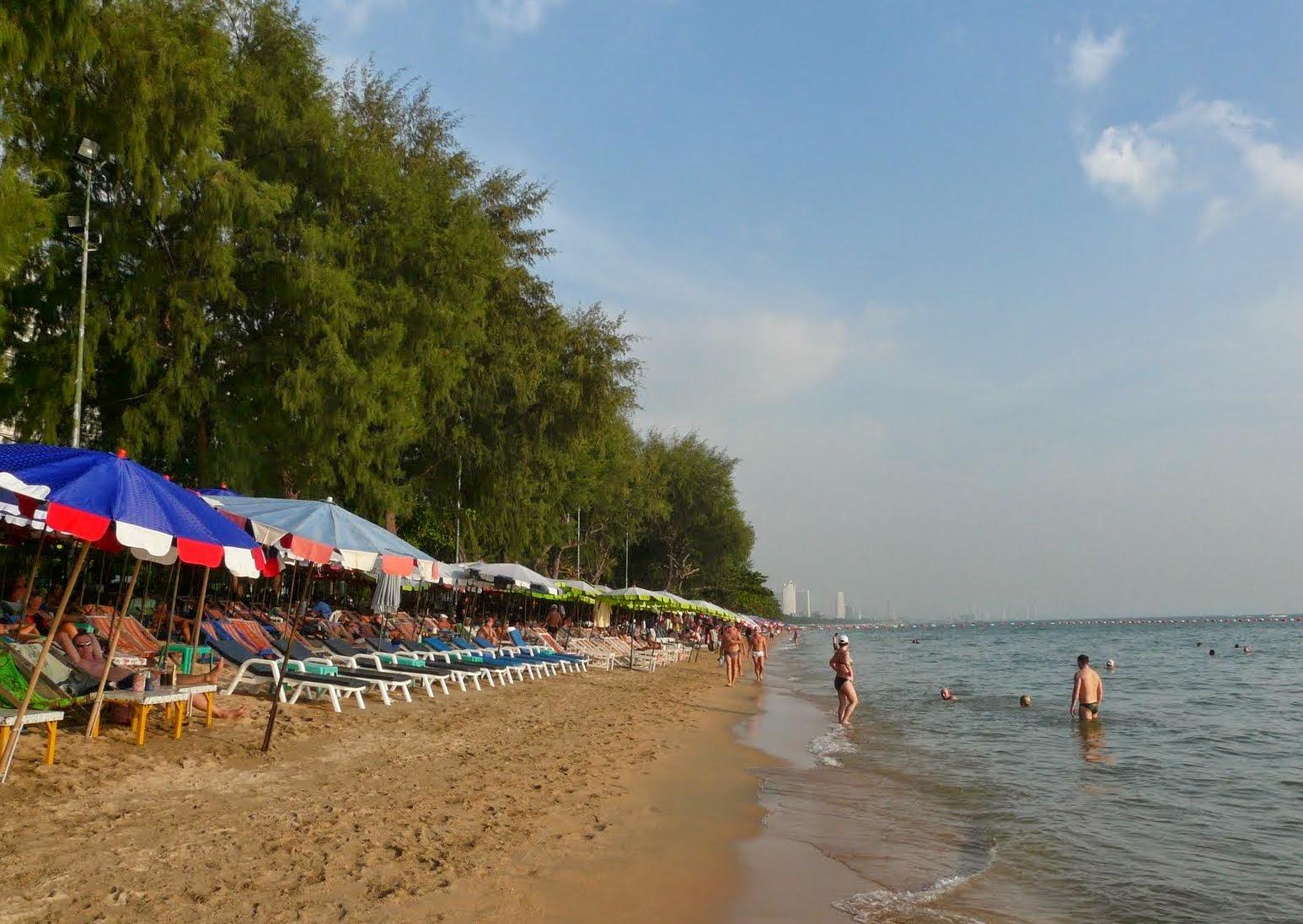 Jomtien Beach at its best
