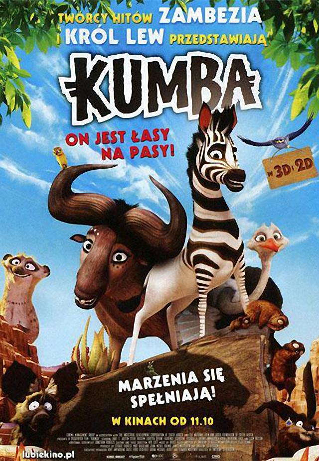 La película Khumba