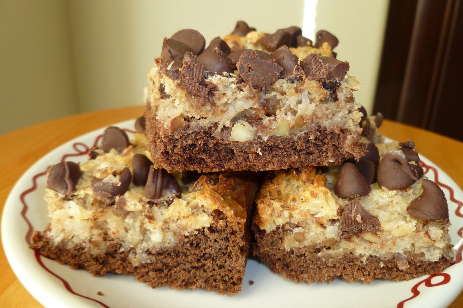 The Pastry Chefs Baking German Chocolate Cake Bars
