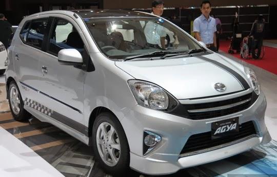 Jual Mobil Bekas, Second, Murah: Harga Mobil Toyota Agya ...