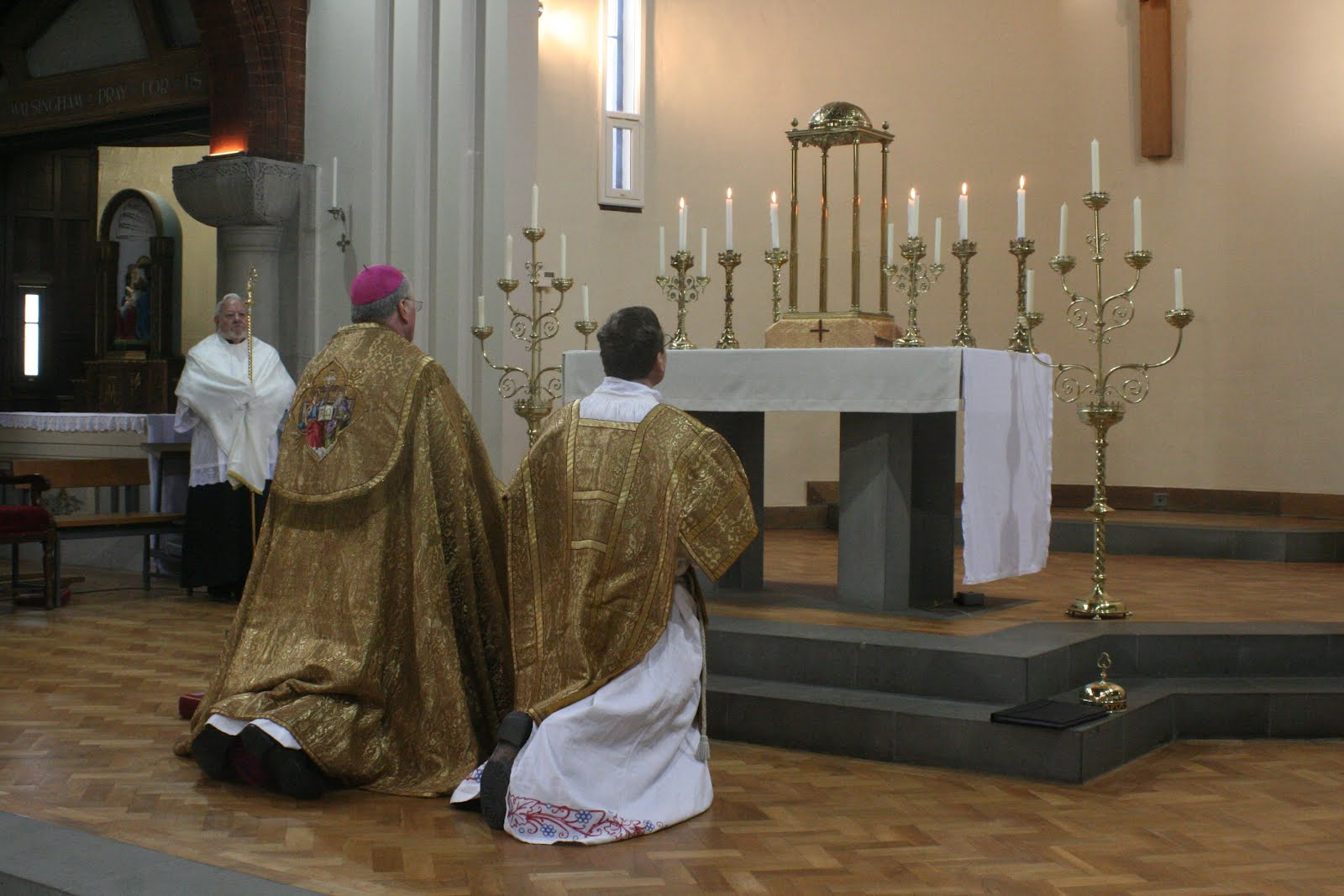 The Latin Mass Society RC Diocese of Middlesbrough: St Margaret Clitherow Pilgrimage ...